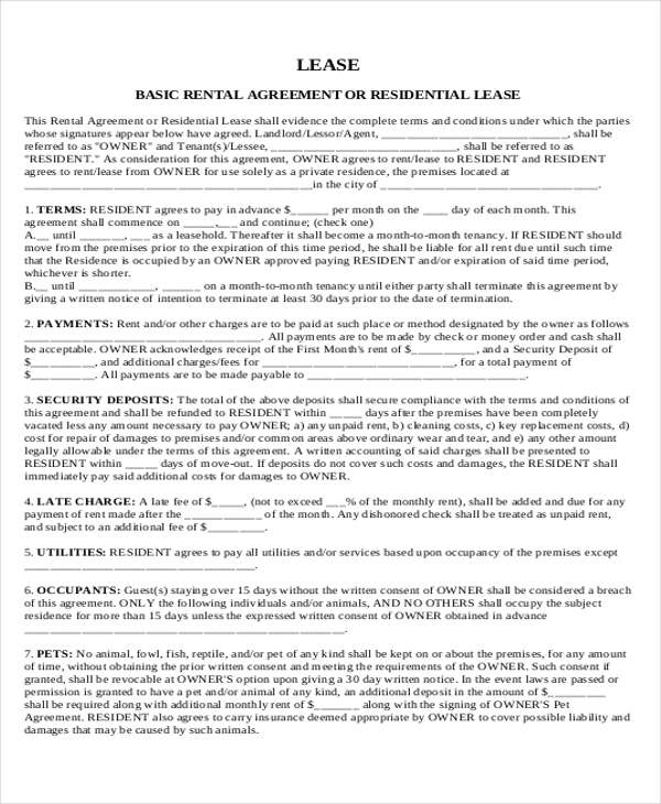sample rental agreement letters - Amitdhull - booth rental agreement