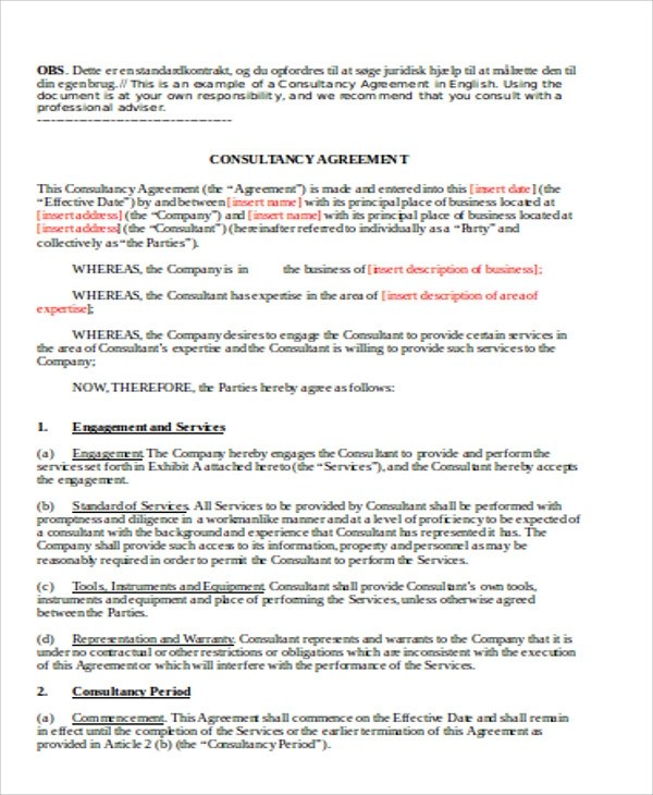 sample retainer agreement template 12 images of simple retainer agreement templates agreement