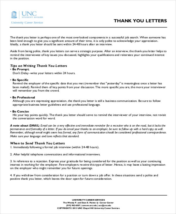 Formal Business Letter Example - 7+ Samples in Word, PDF
