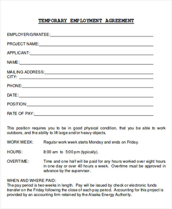 Employment Agreement Sample oakandale - physician employment agreement