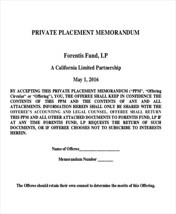 15+ Memorandum Samples - Examples in Word, PDF