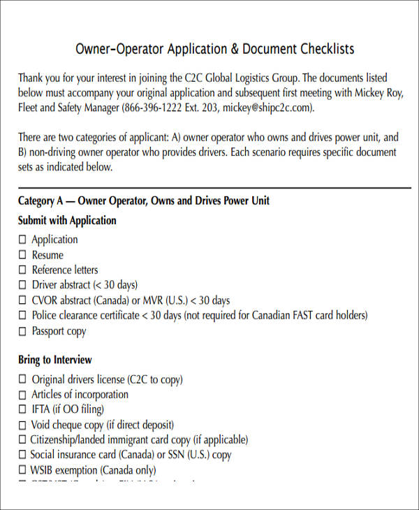 Sample Owner Operator Lease Agreement Here Is Preview Of Another - sample owner operator lease agreement