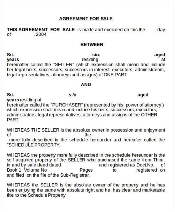 Legal Agreement Contract Sample - 8+ Examples in Word, PDF