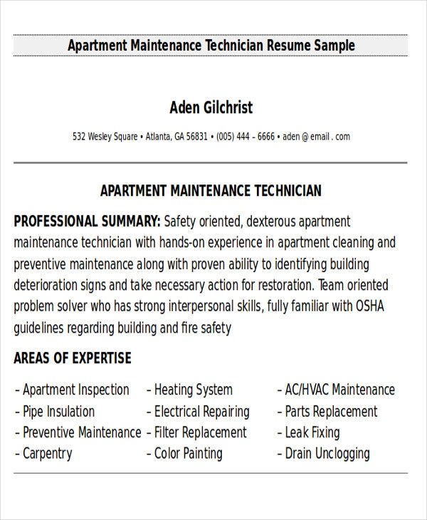 stunning electrical maintenance manager resume pictures best