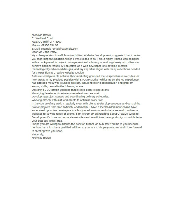 integration developer cover letter env1198748resumecloud integration developer cover letter