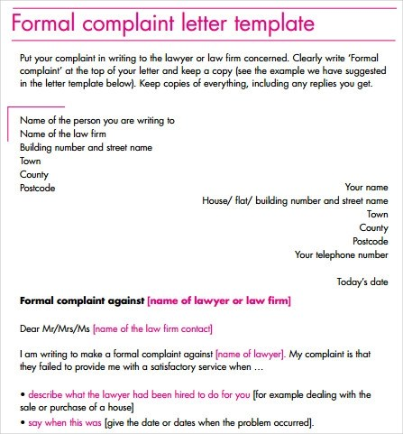 addressing formal letter - Teacheng