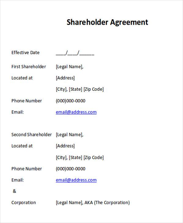 joint venture agreement sample