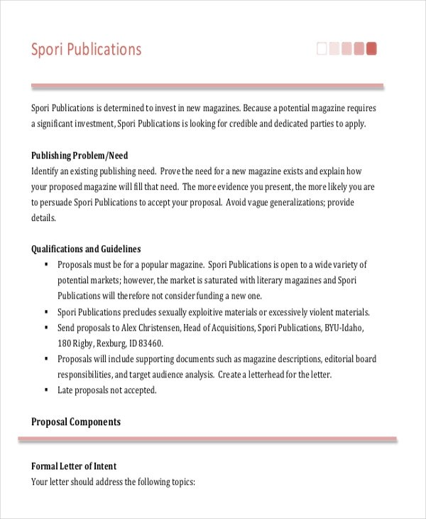 advertising proposal letter - Muckgreenidesign - Radio Advertising Proposal Template