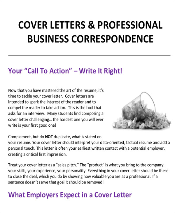 professional cv and cover letter writing service