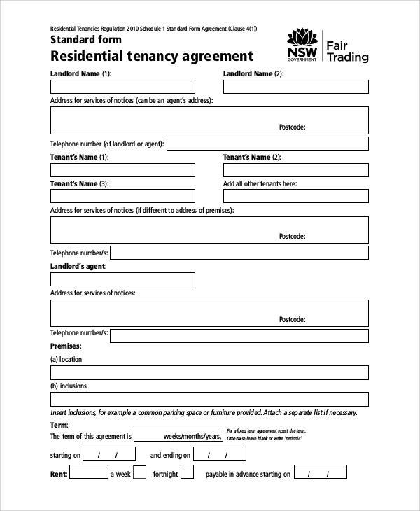 Partnership Agreement Sample Nsw – Trade Agreement Sample