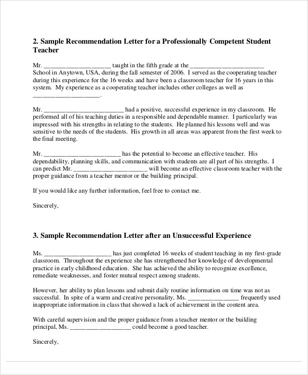 Sample Reference Letter For Coworker - Examples in PDF, Word - letter of recommendation for coworker