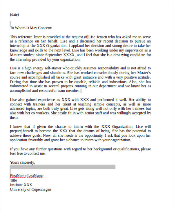 6+ Coworker Recommendation Letter Samples, Examples, Templates