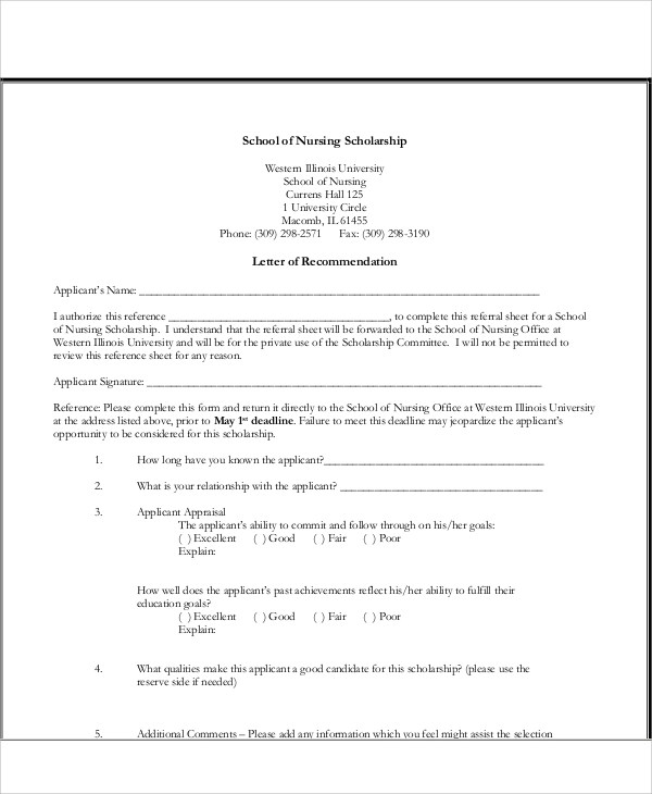 appraisal recommendation letter sample - Intoanysearch
