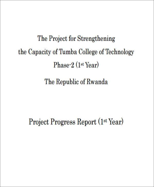 9+ Sample Science Project Reports Sample Templates - science project report