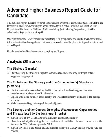 Formal business report sample jobsbillybullockus