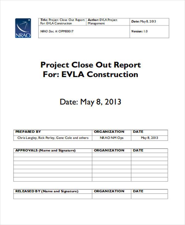 17+ Sample Construction Report - Free PDF, Google Docs, Word, Apple