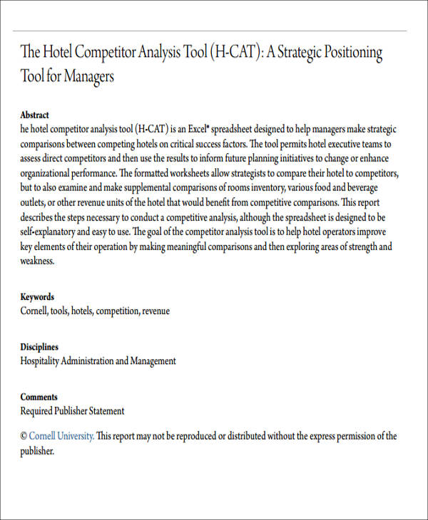 Strategic Analysis Report Strategic Swot Analysis Report On Btc