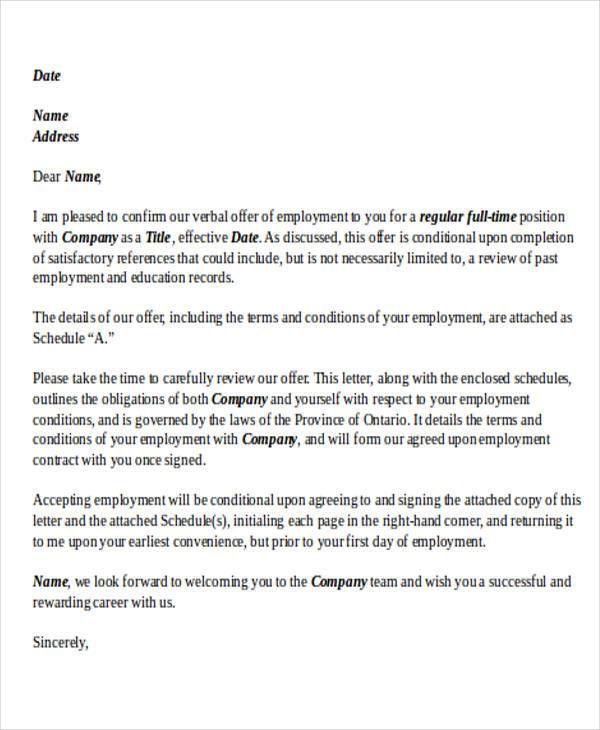 job offer acceptance exolgbabogadosco employment acceptance letter