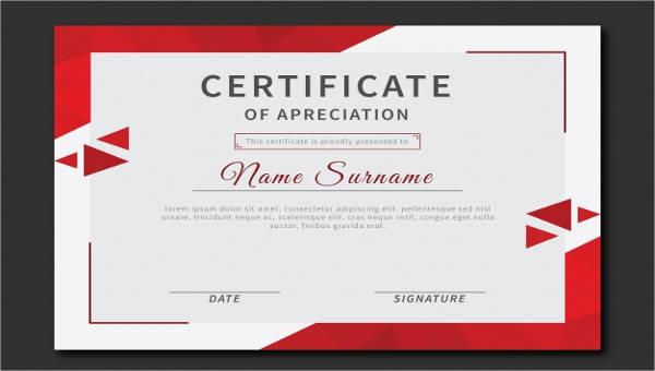 28+ Sample Award Certificates Sample Templates - sample award certificate
