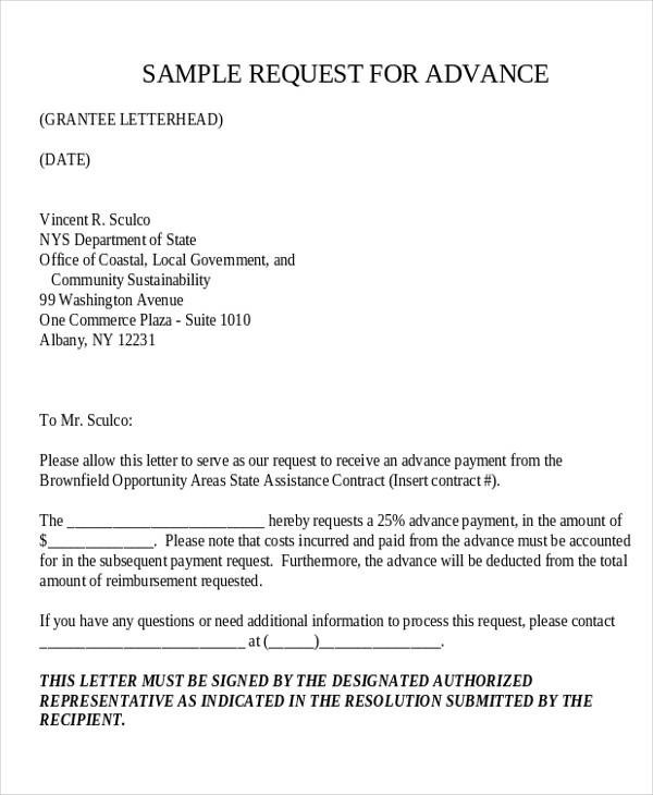 payment request letter format - Minimfagency - information request letter