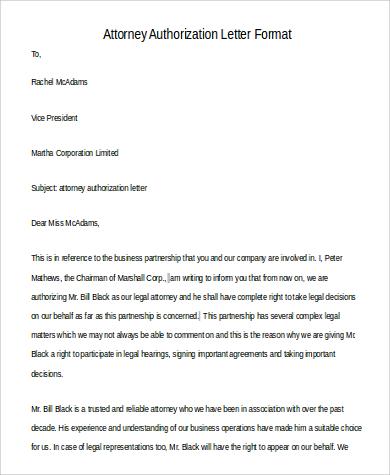 authorisation letter samples - Vatozatozdevelopment