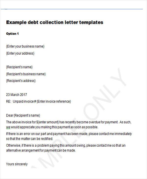 39 + Demand Letter Samples - PDF, Google Docs, Apple Pages