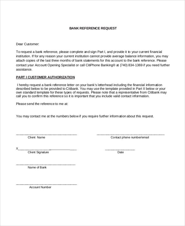 50+ Reference Letter Sample Sample Templates