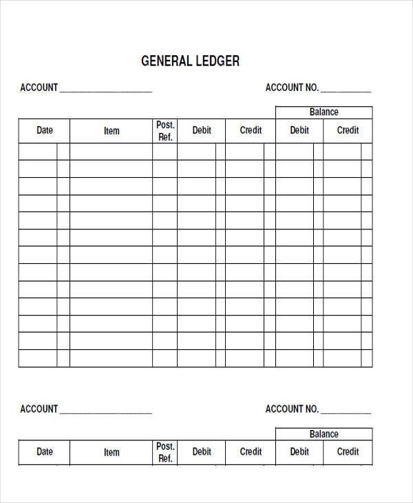 28+ Printable Accounting Forms Sample Templates