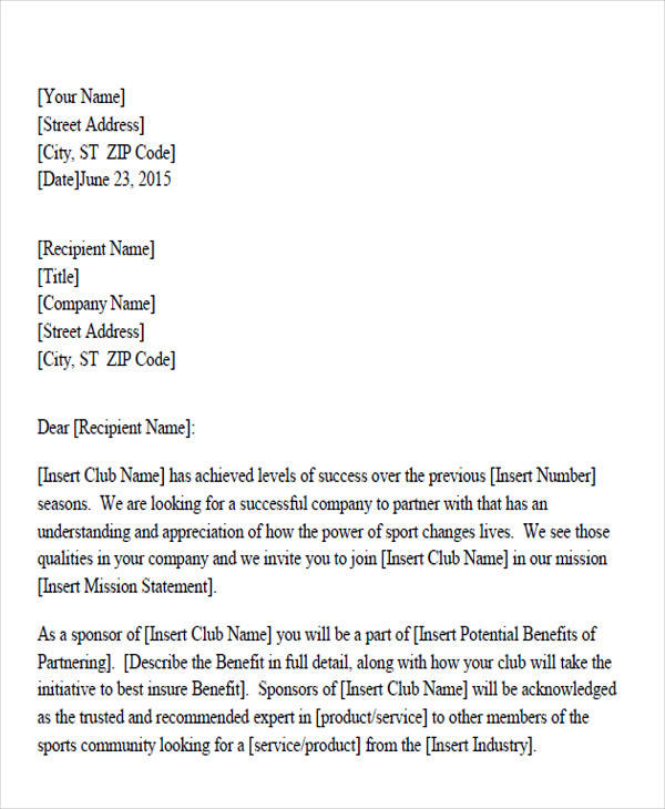 Letter of intent partnership madebyrichard partnership letter of intent business proposal email sample 53 letter of intent formats sample templates spiritdancerdesigns Choice Image