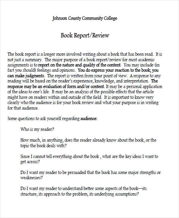 book report sample best resumes 10 sample book report sample example format book report