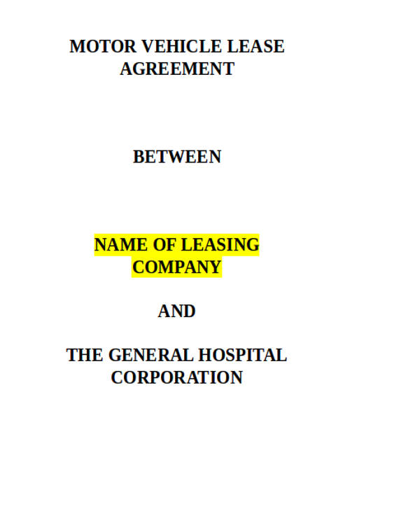 Commercial Truck Lease Agreement 39 Excellent Rental Lease And - commercial truck lease agreement