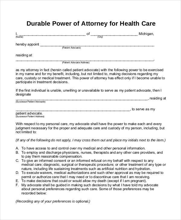 health care proxy form node2004-resume-templatepaasprovider - medical proxy form