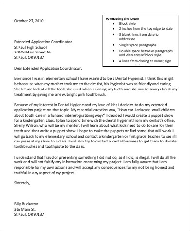 Proposal Letter Examples - cleaning proposal letter
