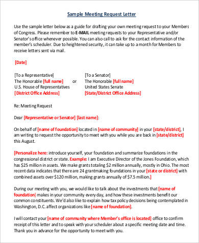 44 Examples of Formal Letters - formal request letter