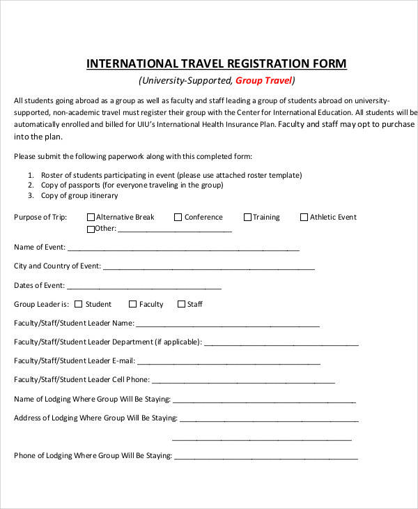 Customer Registration Form Template Nfgaccountabilitycom