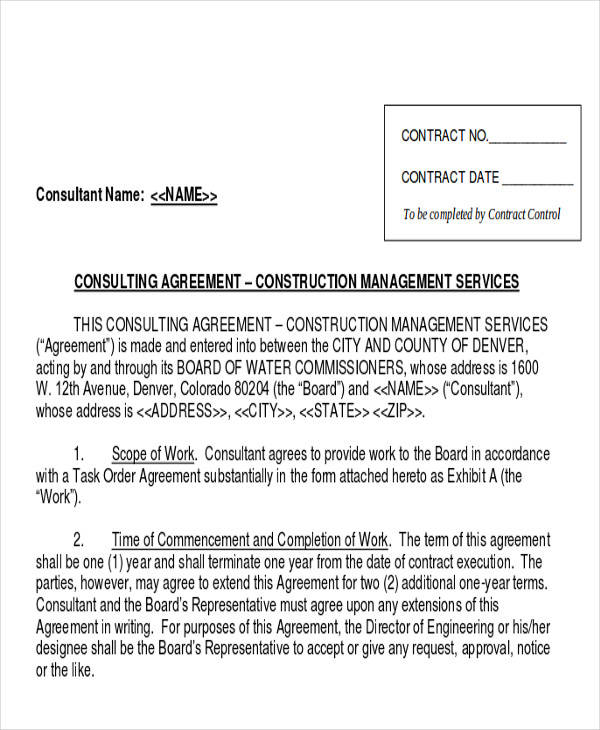 Sample Agreement For Marketing Services – Sample Marketing Agreement