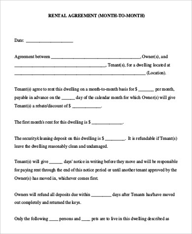 Basic Agreements - 70+ Download Free Documents in PDF, Word - basic agreement