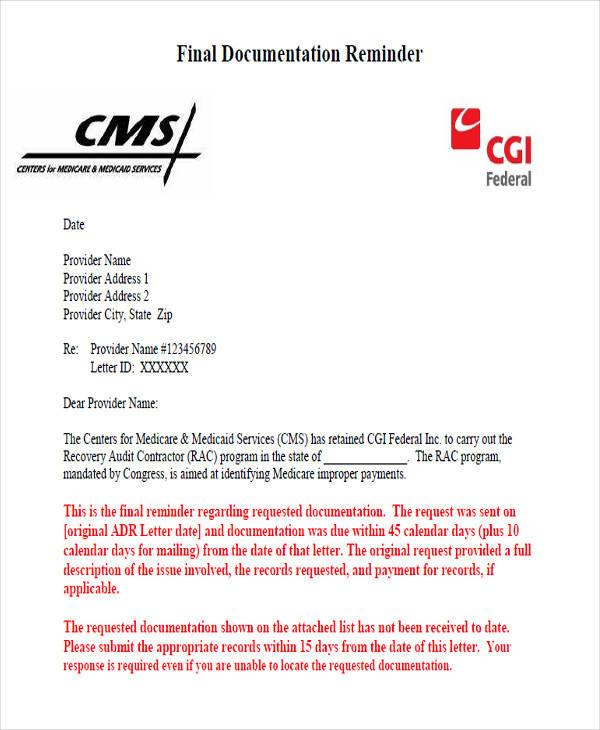 final demand letter - Ecosia