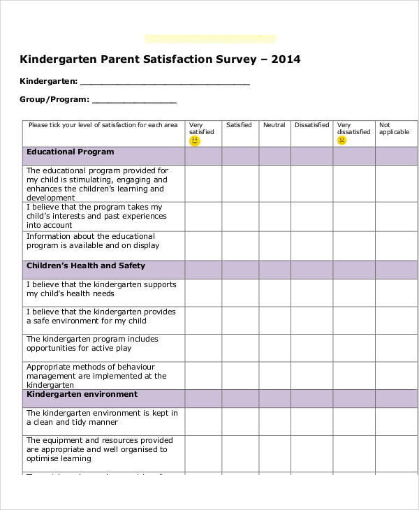 Parent Survey Template dr robin largue dr janet pilcher - ppt - free survey templates