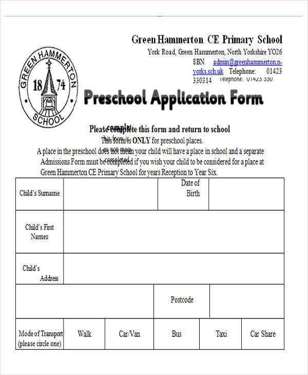 Boarding School Application Forms TABS Forms 119886 - salonurodyinfo