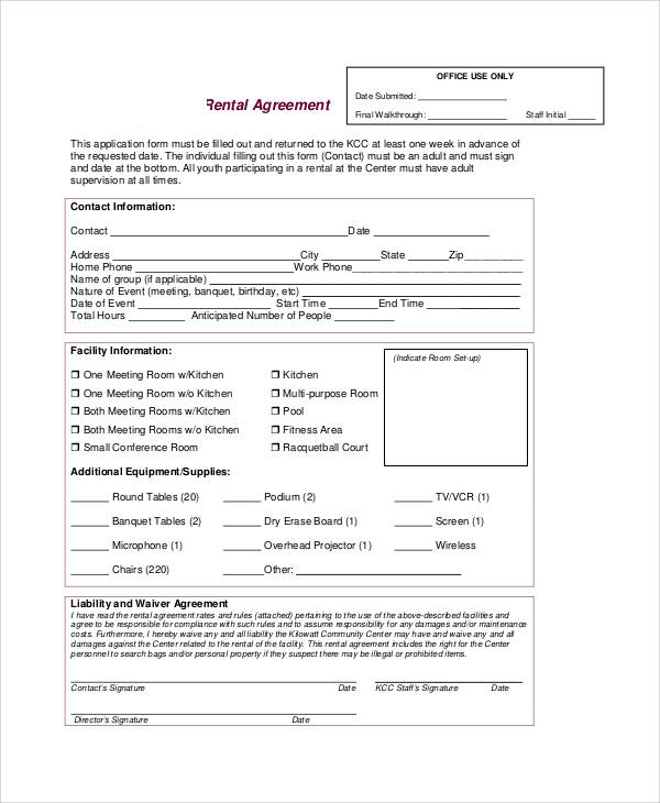 57+ Basic Agreement Forms Sample Templates