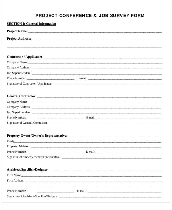 restaurant survey template 7 free word pdf documents download