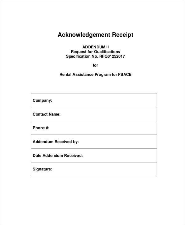 29+ Sample Payment Receipt Templates