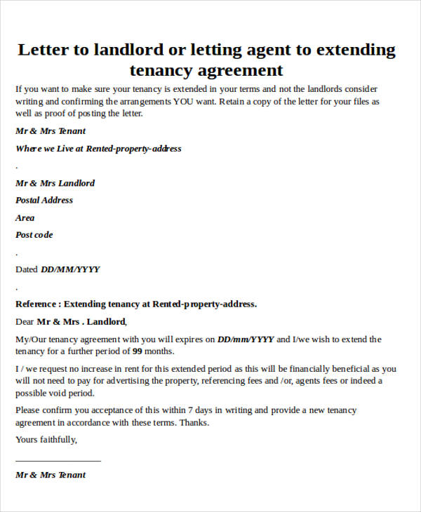 37+ Agreement Letter Formats - Word, PDF