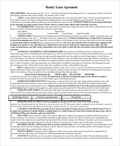 Basic Agreements - 70+ Download Free Documents in PDF, Word