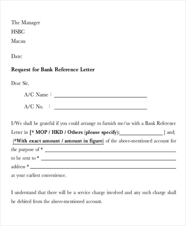 Sample Reference Request Letter The Balance Reference Letter Formats