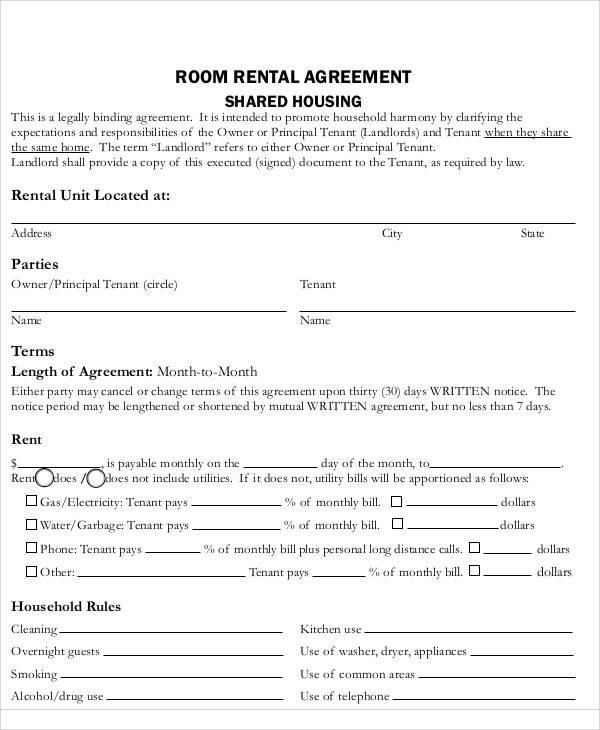 51+ Sample Agreement Samples Sample Templates