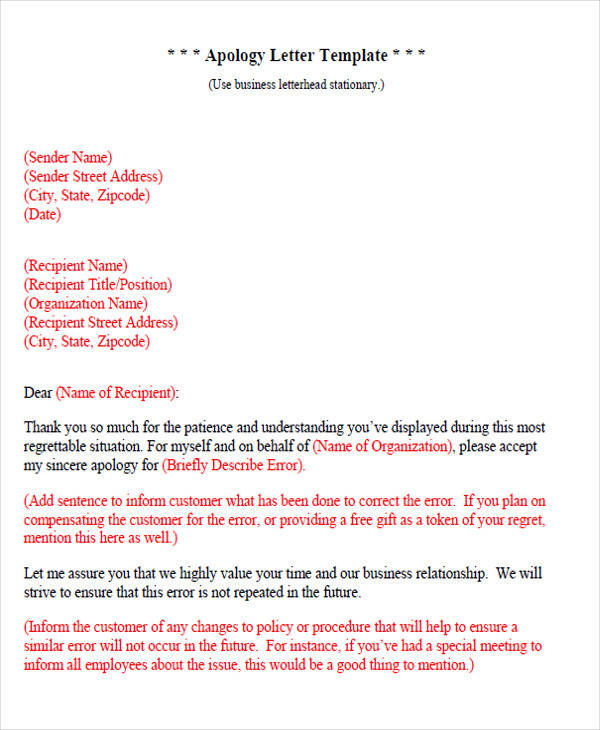33+ Resignation Letters Samples  Templates in PDF