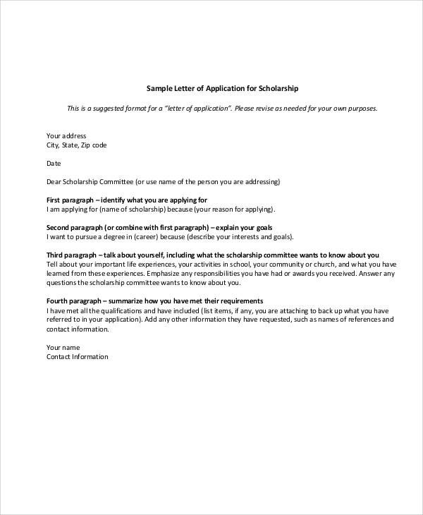 50+ Letter of Intent Examples Sample Templates - intent letter format
