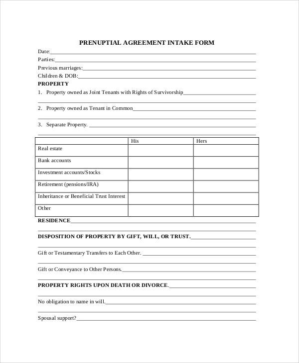 57+ Basic Agreement Forms Sample Templates - simple agreement form